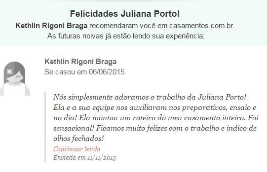 Agradecimento Kethlin e Tiago - New 1