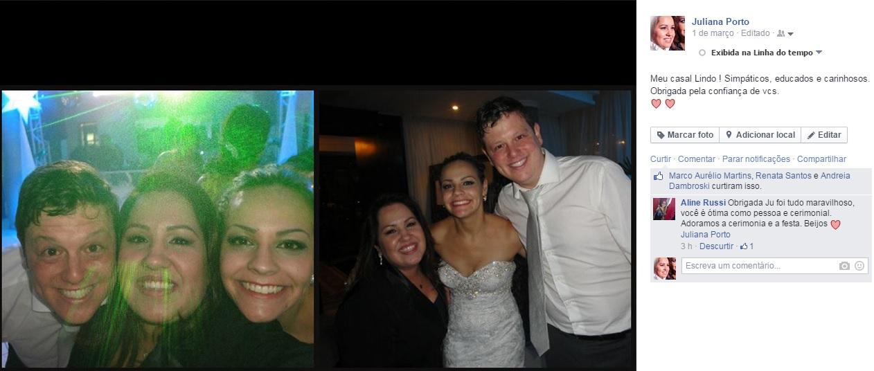 Depoimento Aline e Carlos Eduardo - New