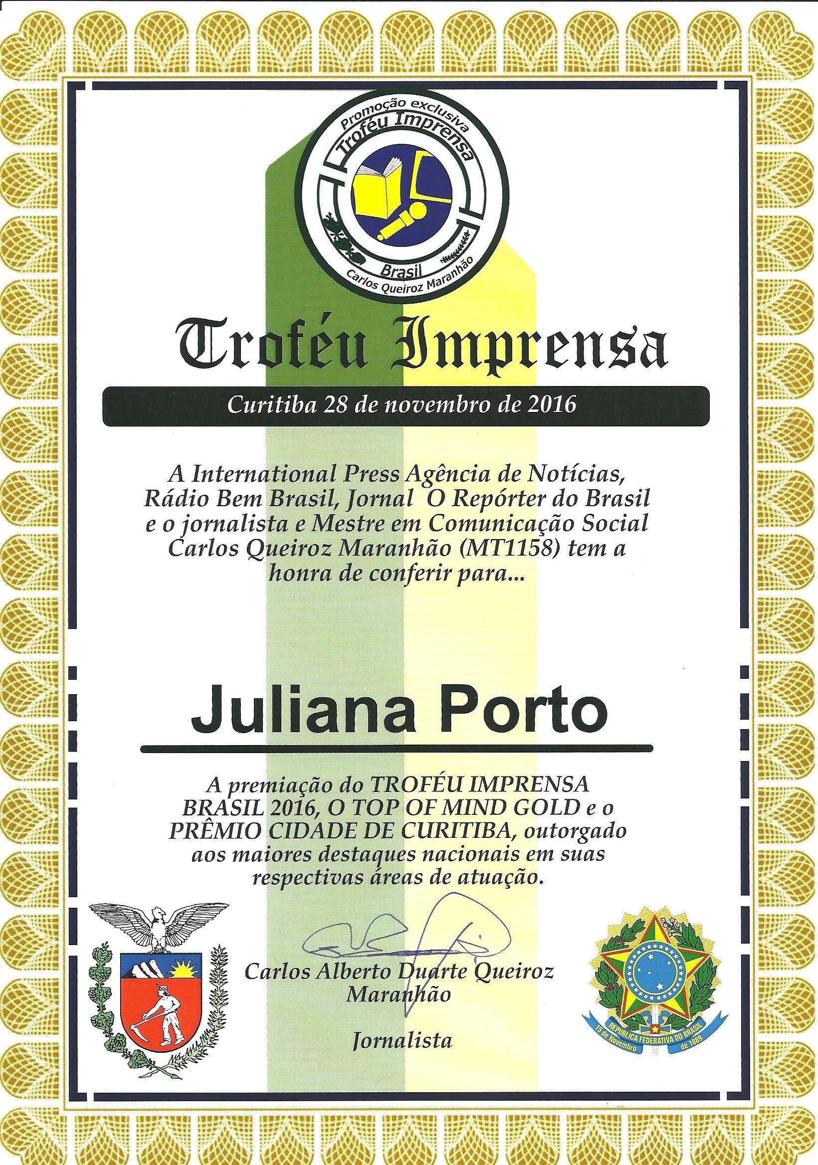 Certificado 12