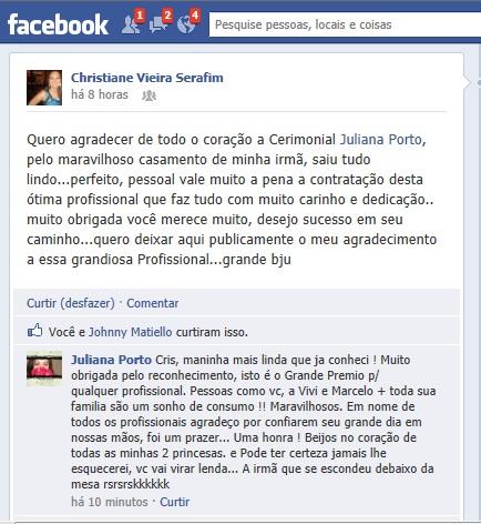 Depoimento Irmã de Viviane e Marcelo 2 - New